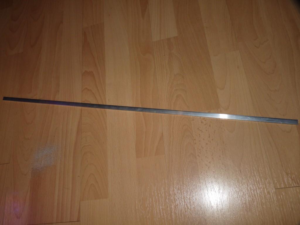 aluminiosy płaskownik