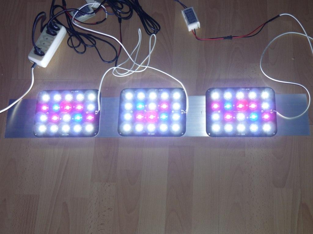Testowe włączenie światła