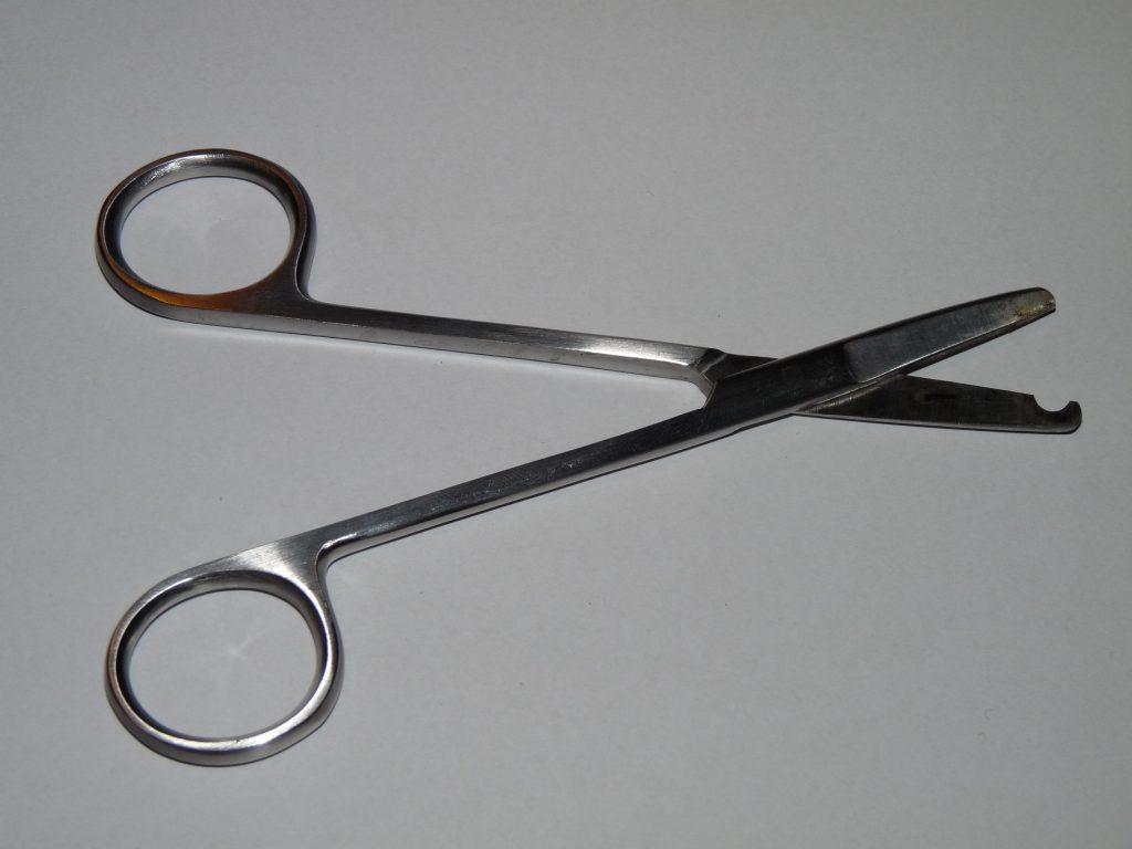 Nożyczki do szwów SPENCER 13cm